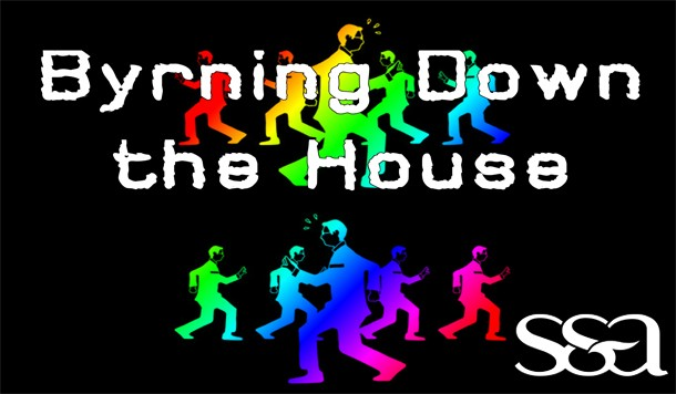 Burning Down the House – Talking Heads Show