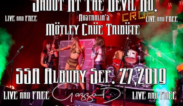 Motley Crue Tribute