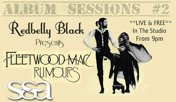 Red Belly Black with Rumours