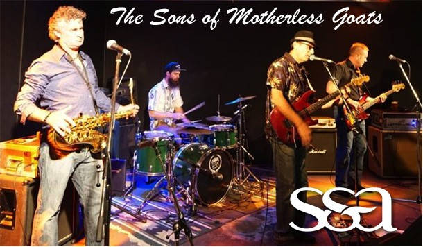 The Sons of Motherless Goats