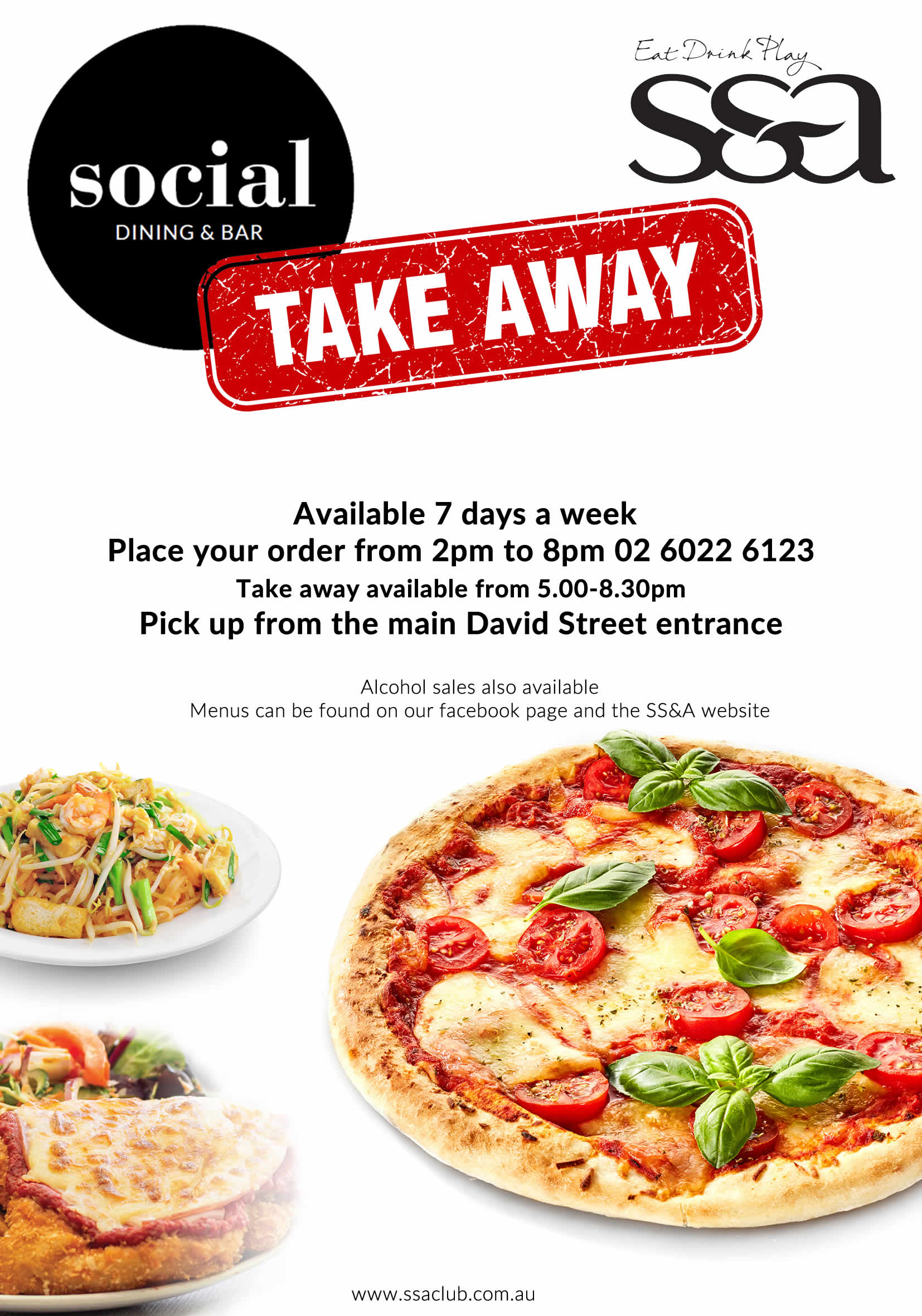 social-take-away-a3-poster-delivery